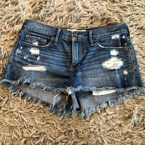 Cute Hollister shorts